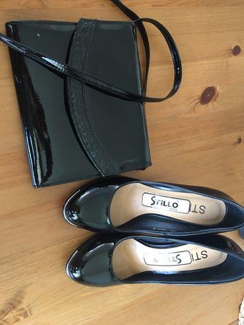 Дамски обувки и чанта