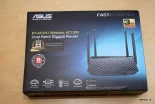 asus rt-ac58u router ac dual band usb3