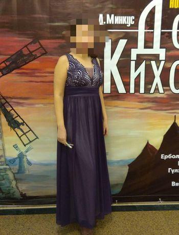 Вечернее платье 48 р.