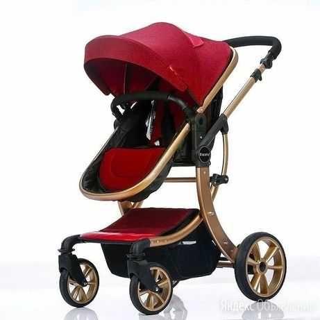 коляска детский для осенью