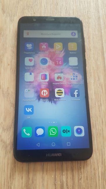Huawei p smart 4G+ 3/32   работает как ракета