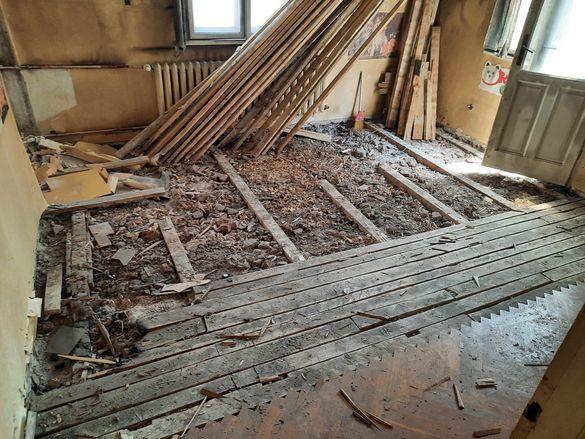 Почиства тавани,мазета апартаменти