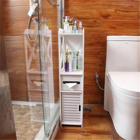 Стилен шкаф органайзер за баня / тоалетна