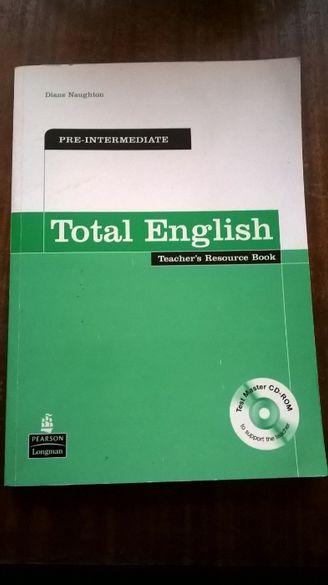 Ръководство за учителя по английски език - TOTAL ENGLISH (Pre-Intermed