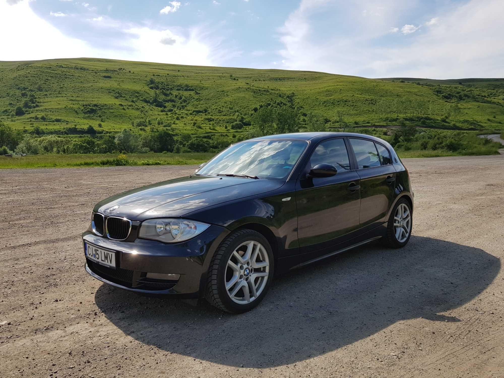 BMW 116i Seria 1 2007 100.000 KM REALI