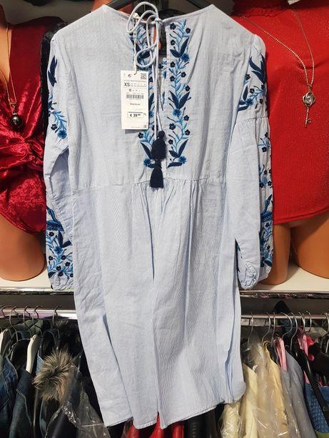 Camasi Brodate Zara