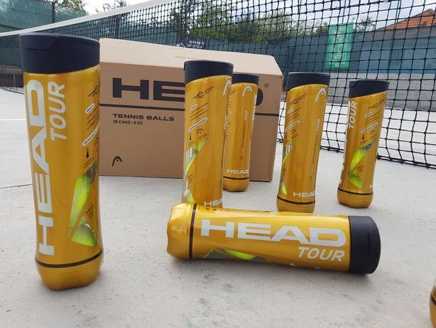 Mingi tenis Head Tour/Head Tour XT 4buc/set