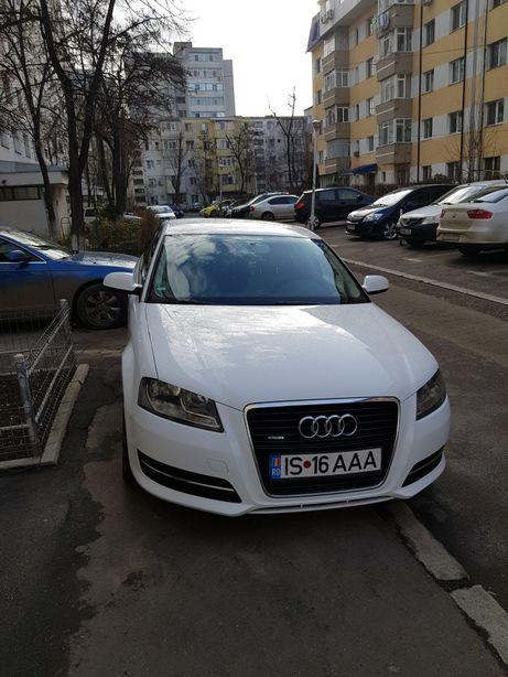 Audi a3 2.0litre quattro model 2012