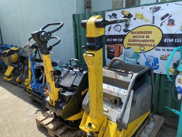 Placi compactoare mai compactor debitator generator