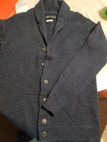 Много нежна жилетка Zara панталон Esprit , палто кашмир,Jack Jones