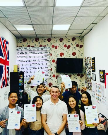 Английский язык в Талгаре
