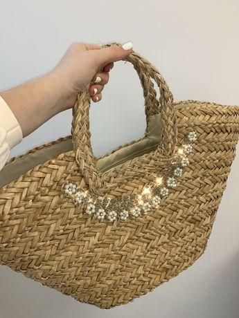 Coș / geantă pentru varâ