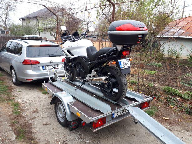 Inchiriere remorca transport moto/motociclete/atv