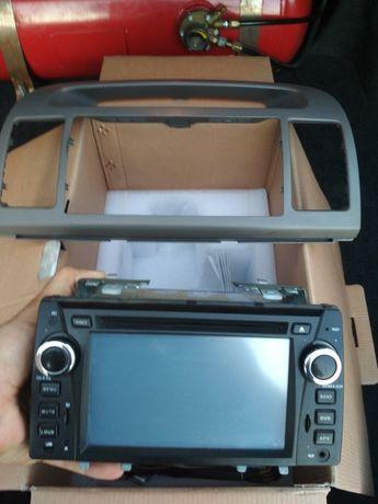 Продам автомагнитолу с сенсорным экраном Toyota camry 30