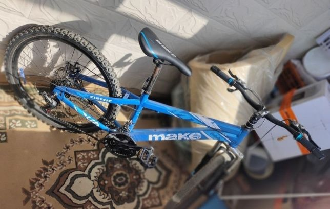Спортивный велосипед подростковый