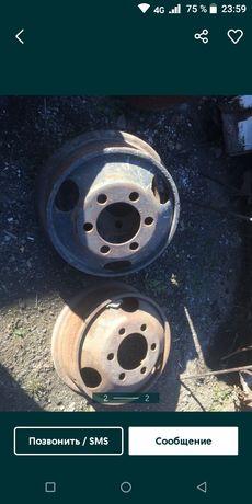 Принимаем диски колеса газ 53 газ 52 газ 51 на утилизацию в любом сост