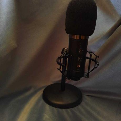Настольный потоковый USB микрофон с RGB-подсветкой