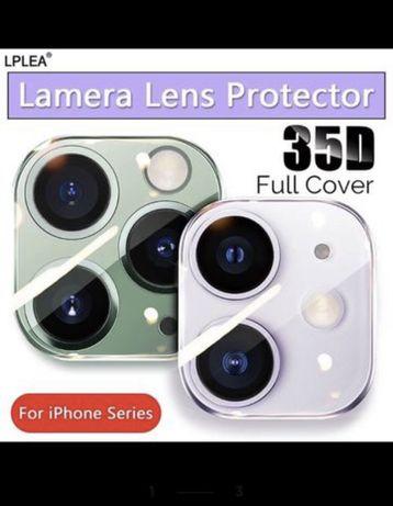 Стъклен протектор за камерата за Iphone 12 Pro Max,12 Mini, 12