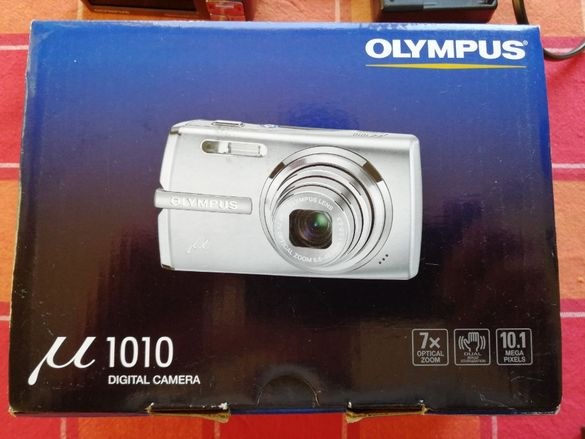Фотоапарат Olympus µ1010 compact