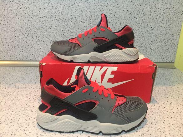 Оригинални *** Nike Air Max Huarache 'Bright Crimson'