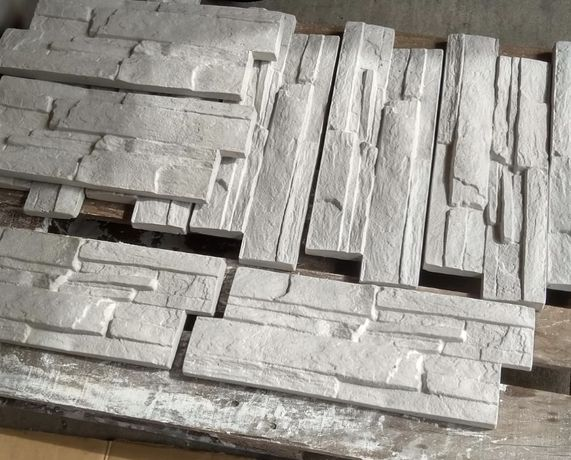 Matrite forme piatra decorativa aplicata polipropilenă beton