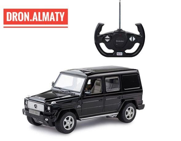 Радиоуправляемые машинки игрушка Mercedes Гелен на пульте управления