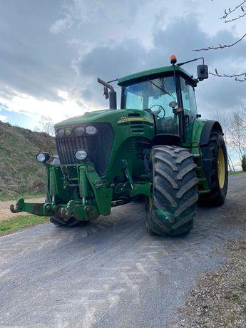 Tractor John Deere 7720  ** 190 CP schimb cu Mercedes G