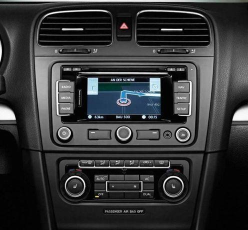 Harti Volkswagen, Seat si Skoda Rns 310/315/510/ Touareg 850/Discover