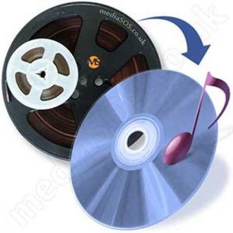 Digitalizare benzi magnetofon MaxellAkaiTdkOrwoAgfaBasfRevoxRmgScotch