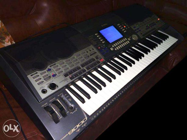Vand program pentru orga Yamaha PSR-9000
