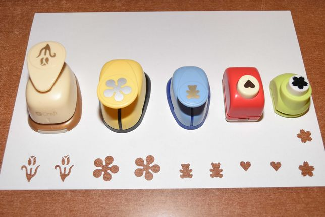 Colecție perforatoare cu model - DP Craft