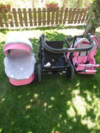 Бебешка количка DANCO