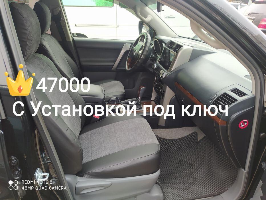 Авточехлы чехлы установка пошив Павлодар - изображение 1