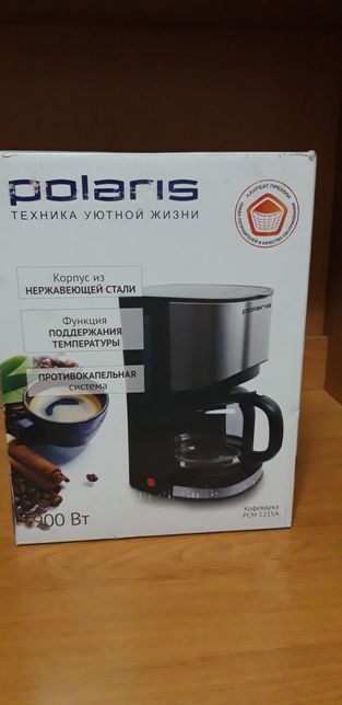 Polaris Кофеварка