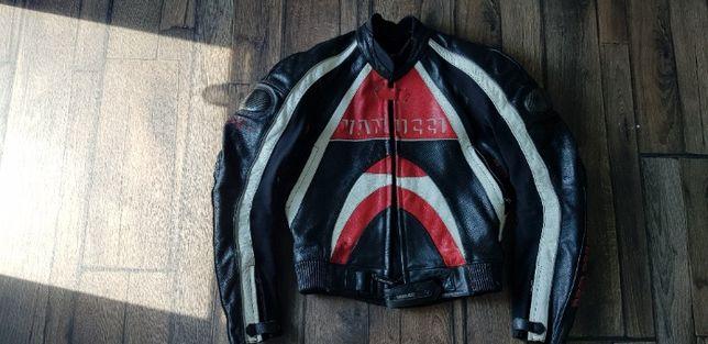 Costum moto piele Marimea 48