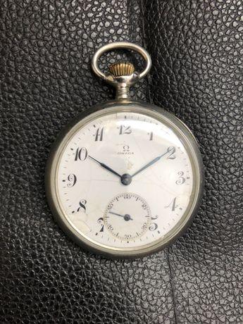 Vând ceas de buzunar Omega cu seria: 5371791.