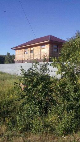 Продается двухэтажный дом с времянкой и теплицей с.Березовка
