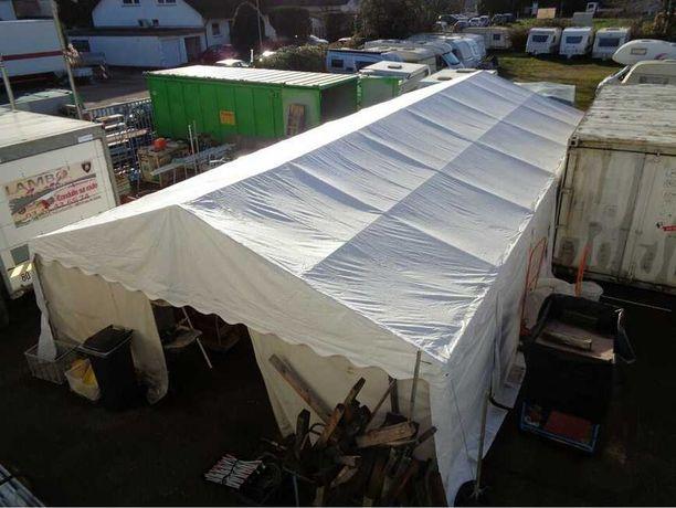 2x3m - 8x20m - Corturi industriale comerciale depozitare Evenimente