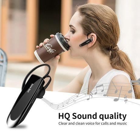 Bluetooth Headset Bluetooth 5.0 Earpiece Hands-free Headphone Mini Wir