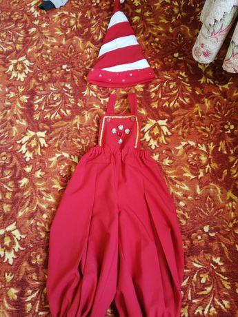 Продам детский костюм буратино