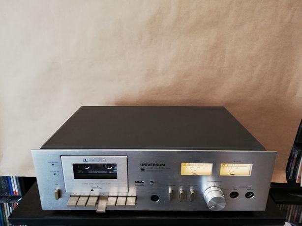 Stereo Cassette Tape Deck UNIVERSUM CT3587 -Rar/Vintage/Stare Perfecta