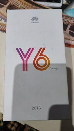 Huawei Y6 Prime 2018 .
