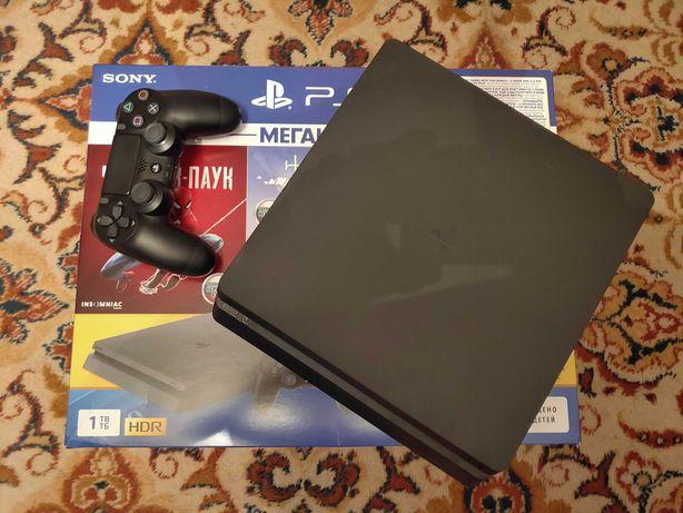Продам Sony плейстейшен 4 Slim 1Tb