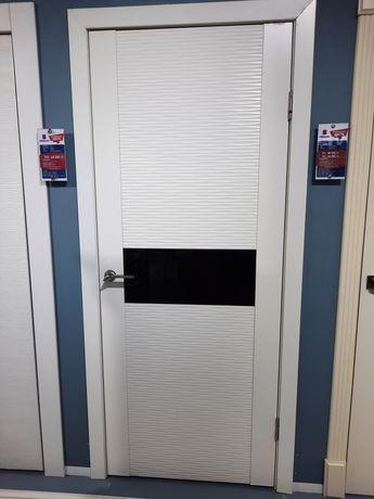 Продам двери межкомнатные шпон