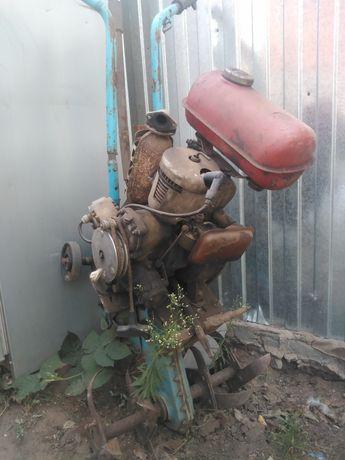 Мото блок бензиновый