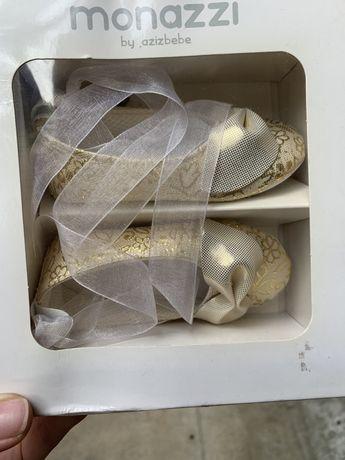 Нови Бебешки обувчици