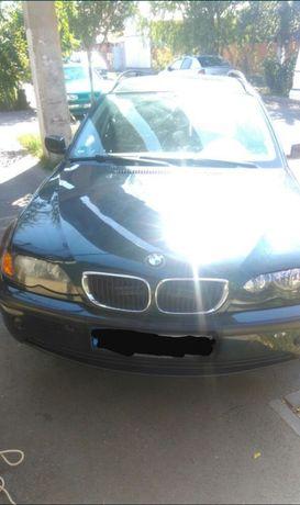 BMW   e46    break