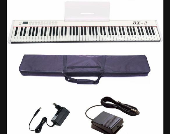 Синтезатор BXG BX-2 + комплект White