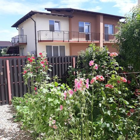 PF-Schimb Casa noua P+E,4 camere,cu apartament in Floresti sau Cluj