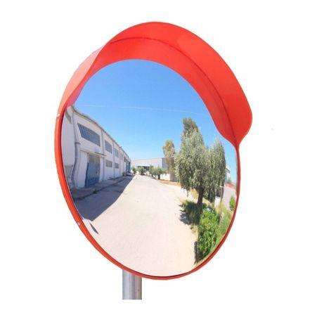 Зеркала парковочные с козырьком 600 мм